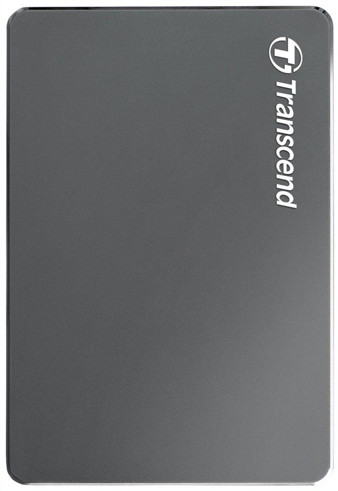 "Внешний жесткий диск Transcend 2TB USB 3.0 (TS2TSJ25C3N) (2.5"")"