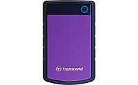 "Внешний жесткий диск Transcend 2TB USB 3.0 (TS2TSJ25H3P) (2.5"")"