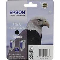 Картридж струйный EPSON T007401 Black - 2 штуки