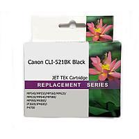 Картридж струйный Jet Tek для Canon CLI-521BK Black