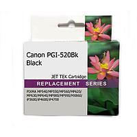 Картридж струйный Jet Tek для Canon PGI-520Bk Black