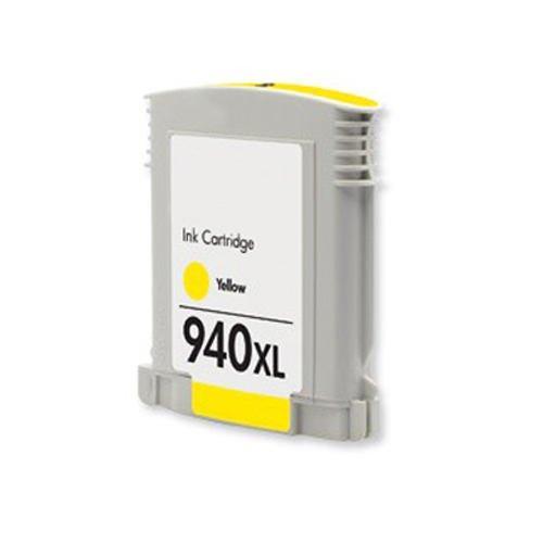 Картридж струйный JET TEK для HP C4909AE (№940XL) Yellow
