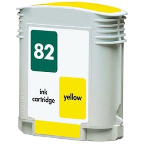 Картридж струйный JET TEK для HP C4913A (№82) Yellow