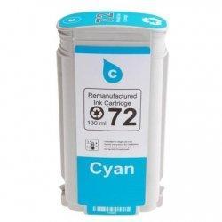 Картридж струйный JET TEK для HP C9371A (№72) Cyan