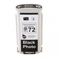 Картридж струйный JET TEK для HP C9370A (№72) Черный Фото