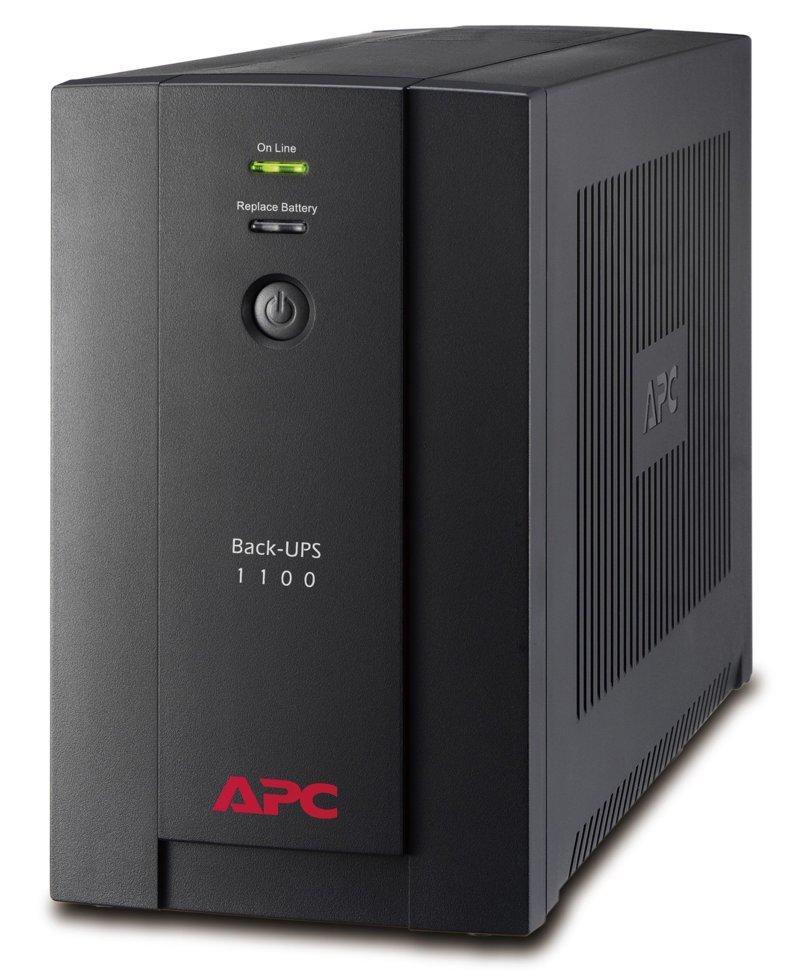 ИБП (UPS) APC Back-UPS 1100VA 230V AVR IEC Outlets BX1100LI
