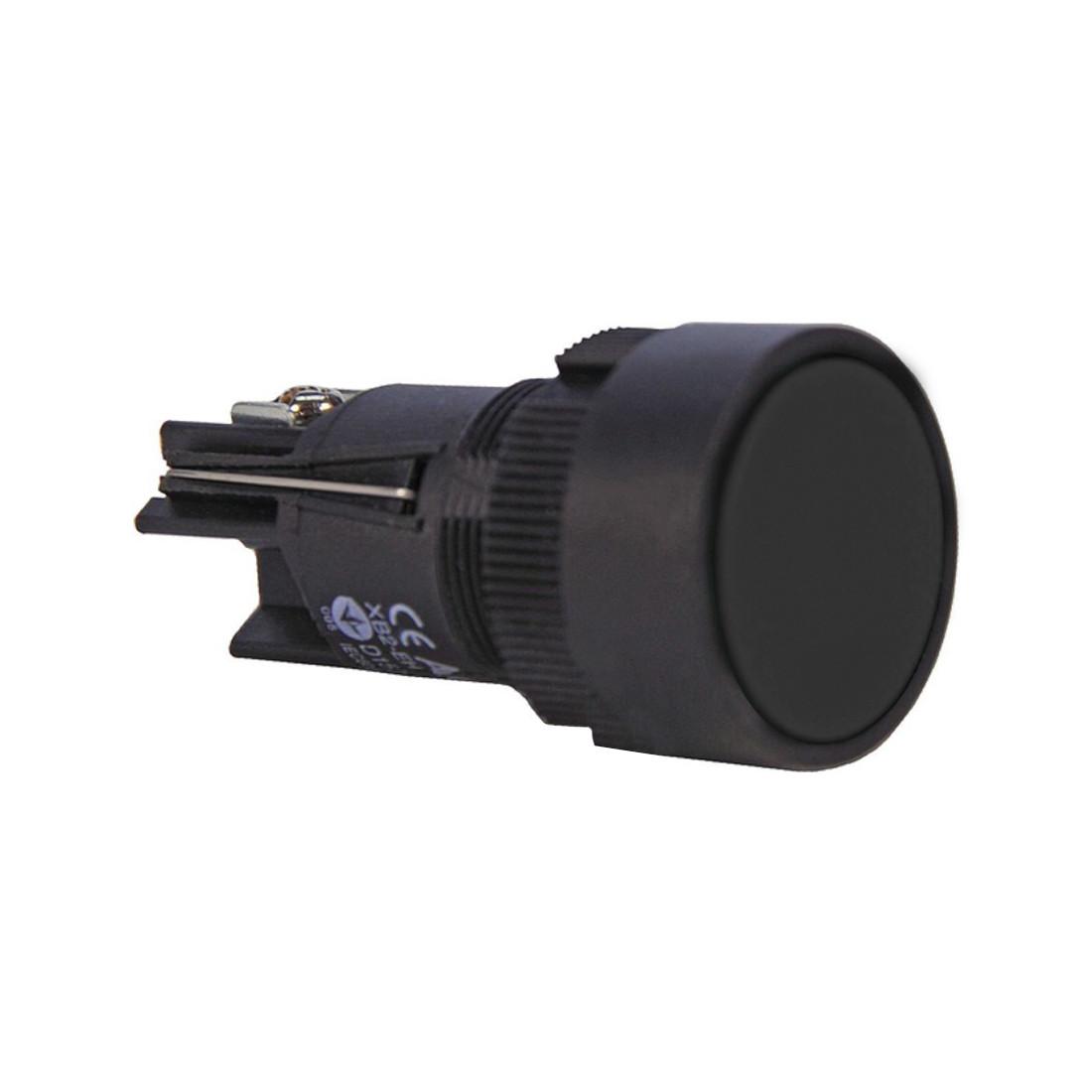 Кнопка открытая Deluxe ХВ2-EA125 (Чёрная)
