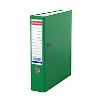 Папка–регистратор с арочным механизмом ErichKrause Granite (70 мм, А4, Зеленый)