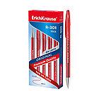Ручка гелевая ErichKrause R-301 Original Gel (Красный)