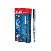 Ручка капиллярная ErichKrause F-15 (Синий)