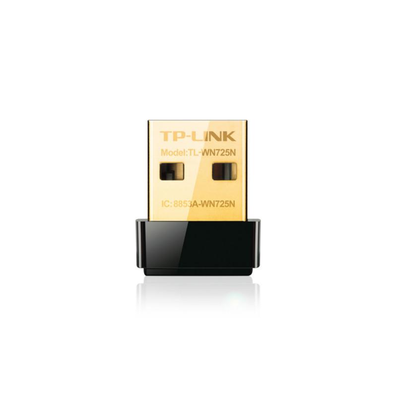 Беспроводной USB-адаптер TP-Link TL-WN725N (RU)