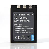 Батарейка (аккумулятор) OLYMPUS LI-12B 10C (1230 mAh)