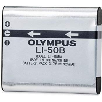Батарейка (аккумулятор) OLYMPUS LI-50B (945 mAh)