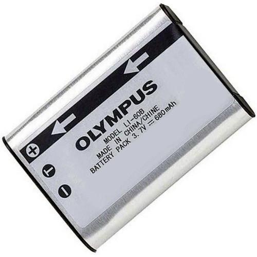 Батарейка (аккумулятор) OLYMPUS LI-60 B (680 mAh)