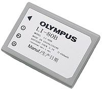 Батарейка (аккумулятор) OLYMPUS LI-80B (650 mAh)
