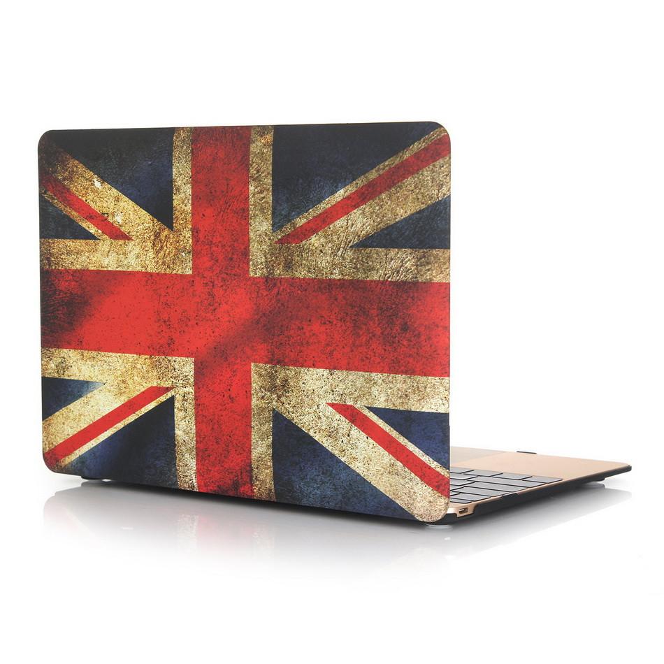 Пластиковый чехол для MacBook Pro Retina 13.3'' (Великобритания)
