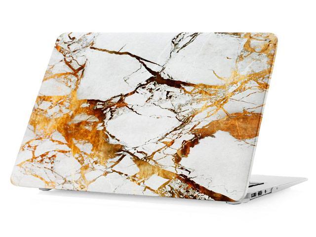 Пластиковый чехол для MacBook Pro Retina 13.3'' (желтый камень)