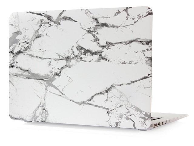 Пластиковый чехол для MacBook Pro Retina 13.3'' (темно-серый камень)