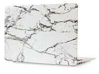 Пластиковый чехол для MacBook Pro 13.3'' (темно-серый камень), фото 1