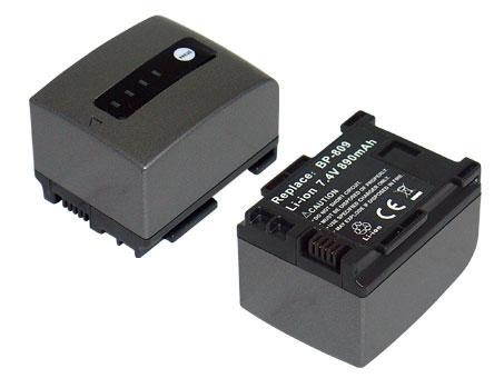 Батарейка (аккумулятор) Canon BP-809 (890 mAh)