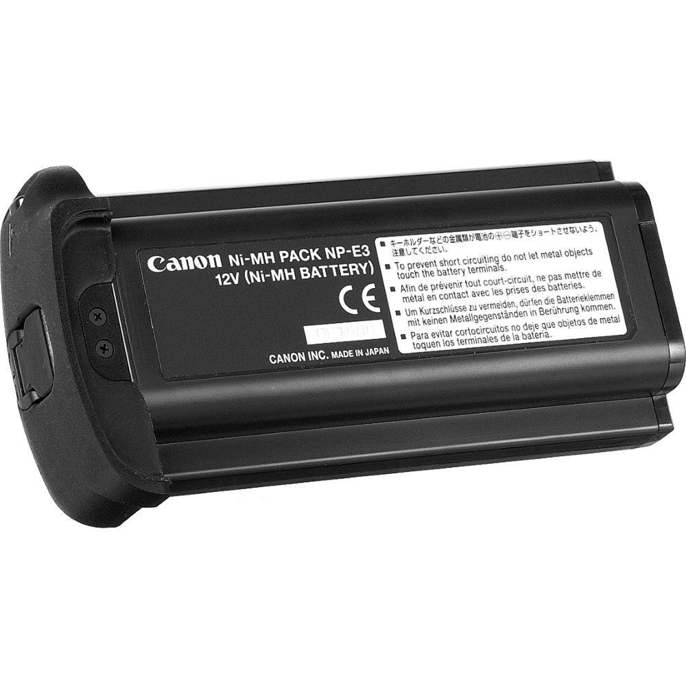 Батарейка (аккумулятор) Canon NP-E3 (2300 mAh)