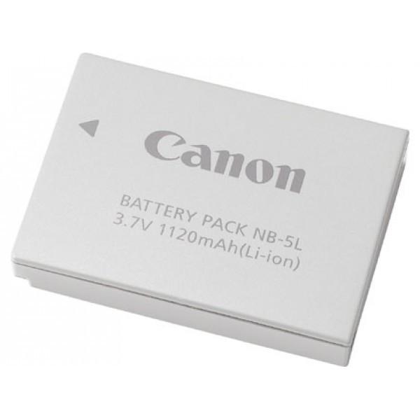 Батарейка (аккумулятор) Canon NB-5L (1200mAh)