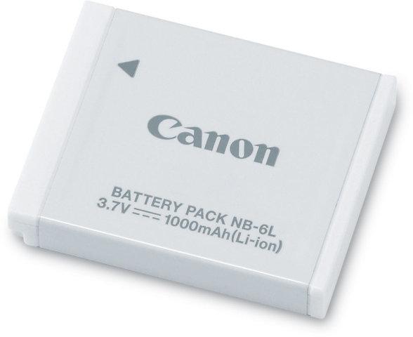 Батарейка (аккумулятор) Canon NB-6L (1000 mAh)