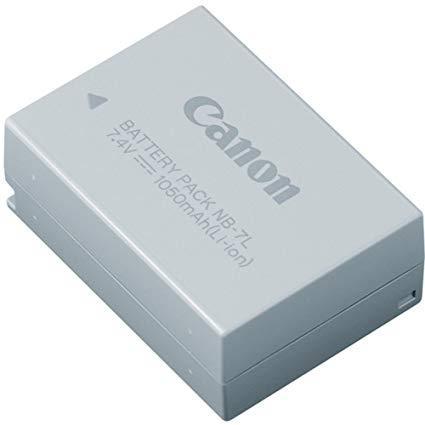 Батарейка (аккумулятор) Canon NB-7L (1050 mAh)