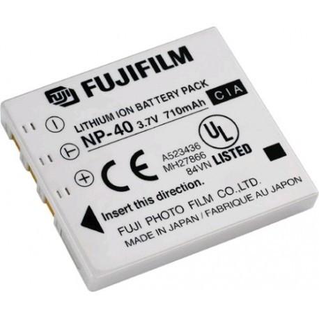 Батарейка (аккумулятор) Fujifilm NP-40 (1300 mAh)