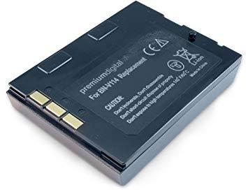 Батарейка (аккумулятор) JVC BN-V114 (1400 mAh)