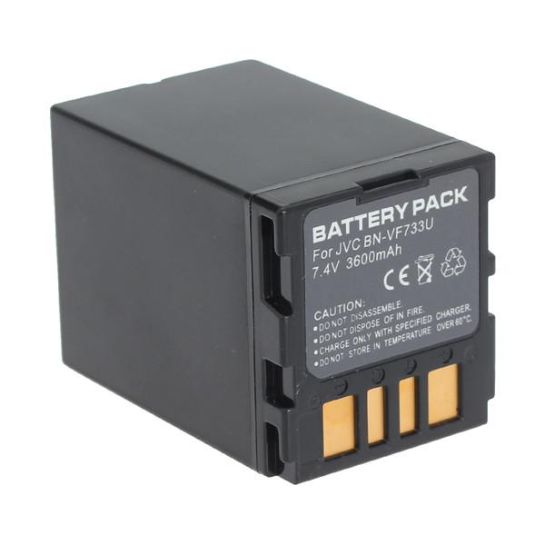 Батарейка (аккумулятор) JVC BN-vf733u (3300 mAh)