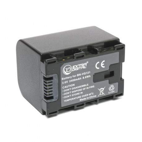 Батарейка (аккумулятор) JVC BN-VG121 (2100 mAh)