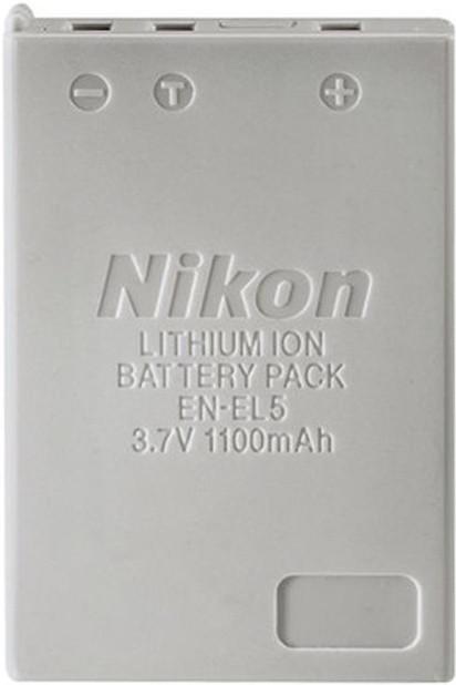 Батарейка (аккумулятор) Nikon en-el5 (1100mAh)