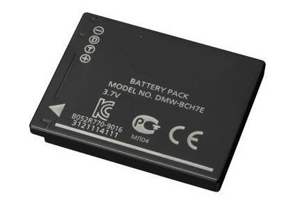 Батарейка (аккумулятор) Panasonic BCH 7e (680 mAh)