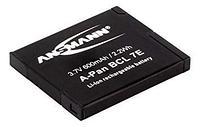 Батарейка (аккумулятор) Panasonic BCL 7e (690 mAh)