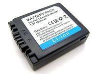 Батарейка (аккумулятор) Panasonic CGA-S002 (680 mAh)