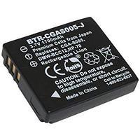 Батарейка (аккумулятор) Panasonic CGA-S005 (1150 mAh)