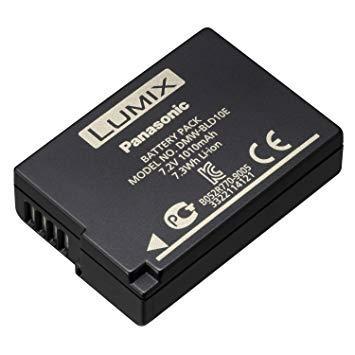 Батарейка (аккумулятор) Panasonic DMW BLD10E (1010mAh)