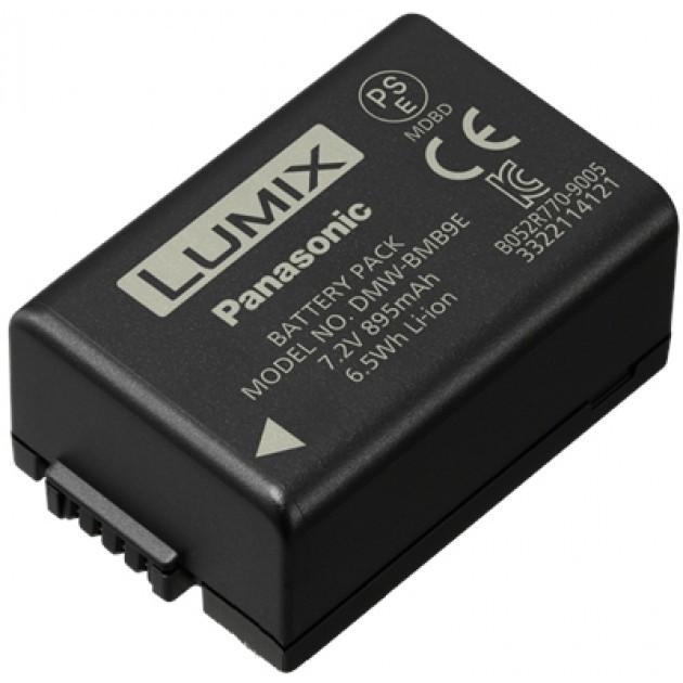 Батарейка (аккумулятор) Panasonic DMW-BMB9E (895 mAh)