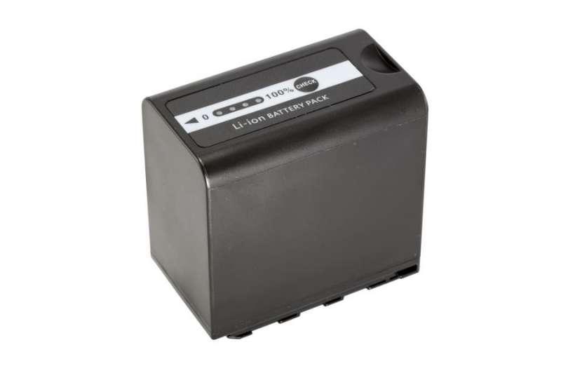 Батарейка (аккумулятор) Panasonic VBD 58 (4500 mAh)
