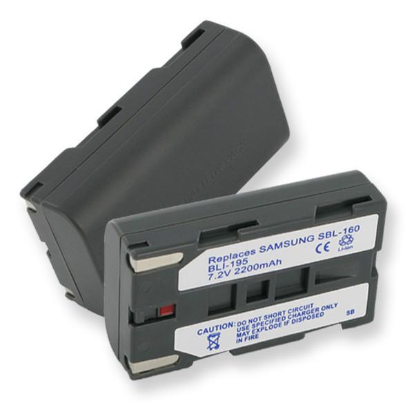 Батарейка (аккумулятор) Samsung SB-l160 (1600 mAh)