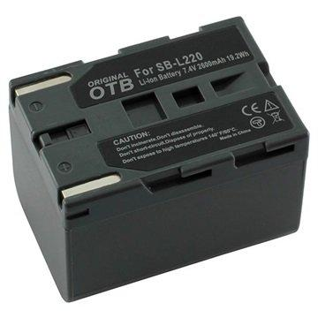 Батарейка (аккумулятор) Samsung SB-L110 (1100 mAh)