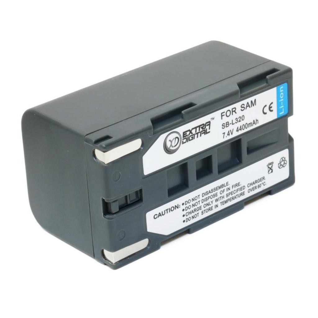 Батарейка (аккумулятор) Samsung sb-l 320 (3700 mAh)