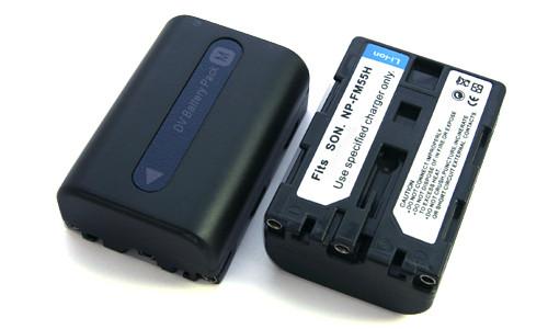 Батарейка (аккумулятор) Sony NP-FM55H (1600 mAh)