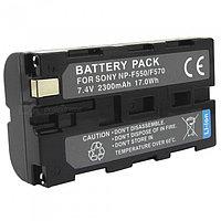 Батарейка (аккумулятор) Sony NP-F570/550 (2200 mAh)