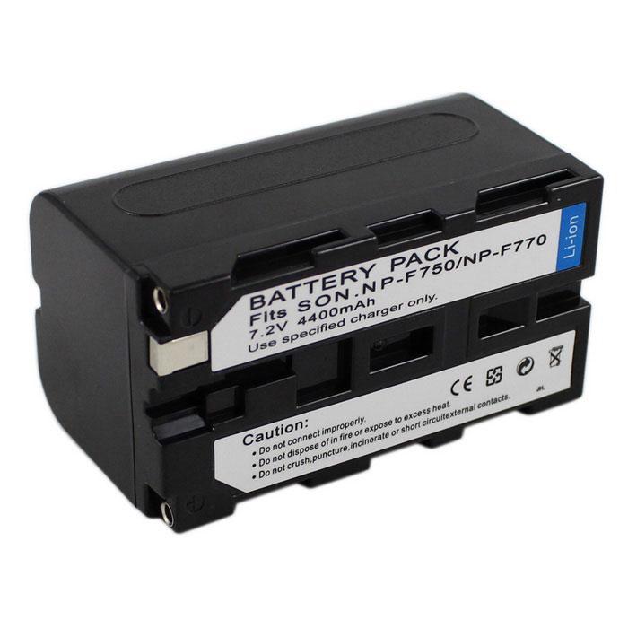 Батарейка (аккумулятор) Sony NP-F770 (4400 mAh)