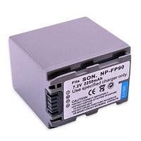 Батарейка (аккумулятор) Sony NP-FP90 (2460 mAh)