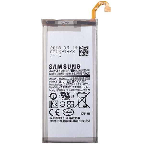 Батарея для Samsung Galaxy A6 (EB-BJ800ABE, 3000 mAh)