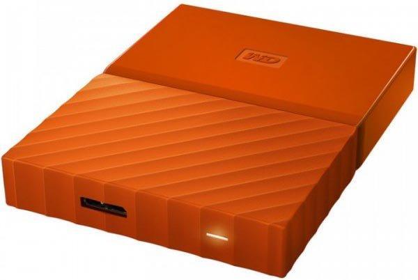"""Внешний жесткий диск Western Digital Elements Portable 2Tb USB 3.0 (WDBLHR0020BOR-EEUE) (2.5"""")"""