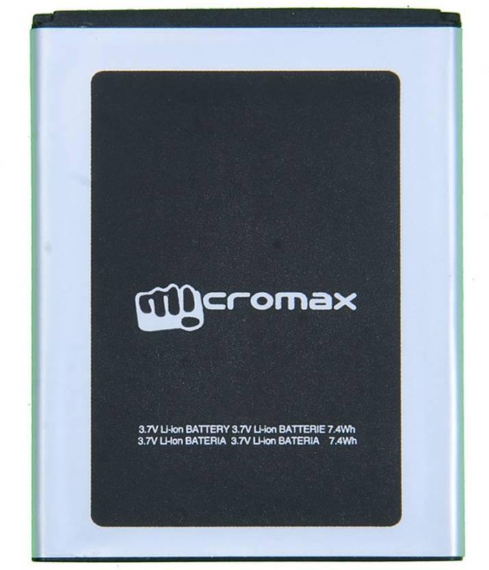 Батарея для Micromax Q340 (2000 mAh)